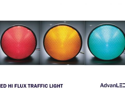 LED HI FLUX TRAFFIC LIGHT