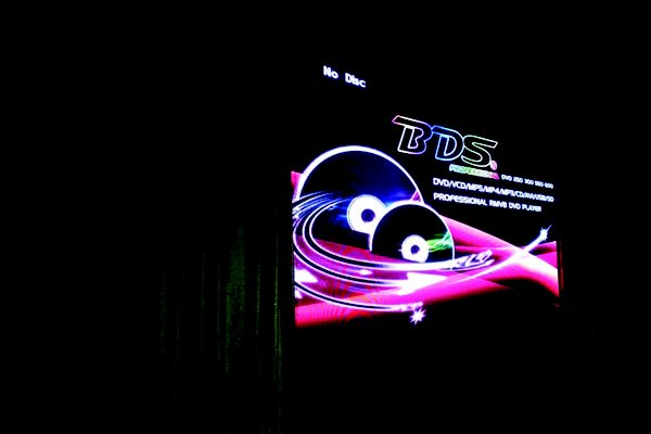 LED VIDEO DISPLAY @ LUKUT RESTAURANT