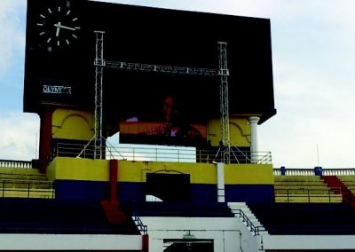 RENTAL OUTDOOR FOR MSSM TRACK AND FIELD CHAMPIONSHIP 2012 @ PERLIS