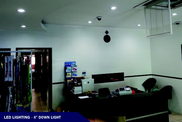 LED DOWN LIGHT @ ANIMAL CLINIC