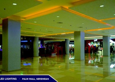 LED LIGHTING @ PALM MALL SEREMBAN