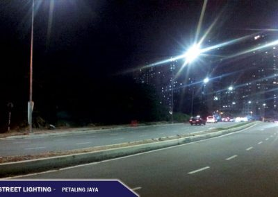 LED STREET LIGHTING @ PETALING JAYA