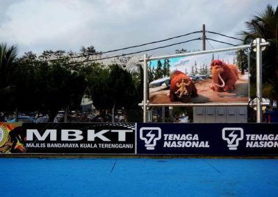 LED DIGITAL SCOREBOARD @ STADIUM HOCKEY TERENGGANU