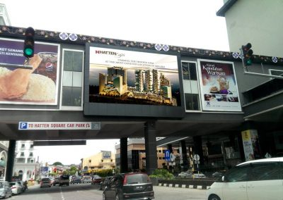 LED VIDEO BOARD @ HATTEN, MELAKA