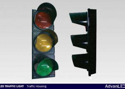 TRAFFIC LIGHT HOUSING AND ACCESSORIES