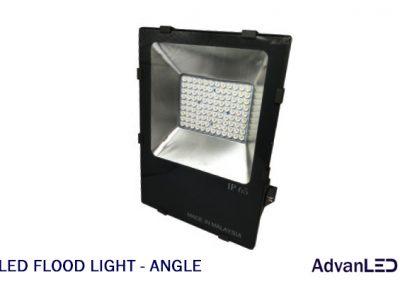 LED FLOOD LIGHT – ANGLE