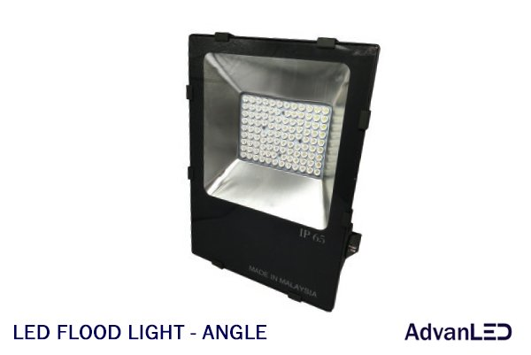 LED FLOOD LIGHT – ANGLE