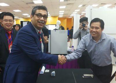 ICORAS 2017, Multimedia University, Melaka