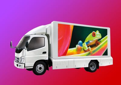 LED Truck